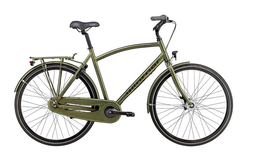 Green Winther 5 Herre Nexus 7g