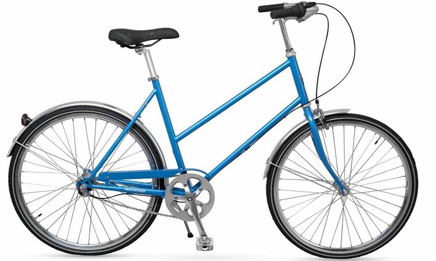 Style Tokyo Bike Blå 3 Gear