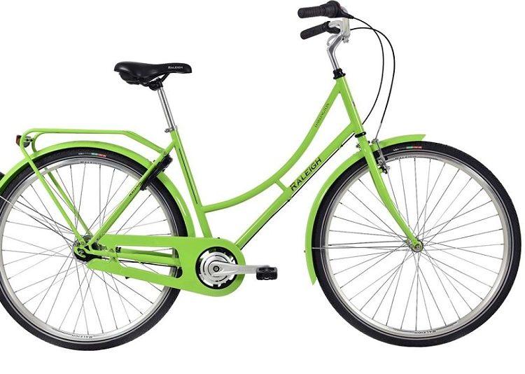 Blank grøn