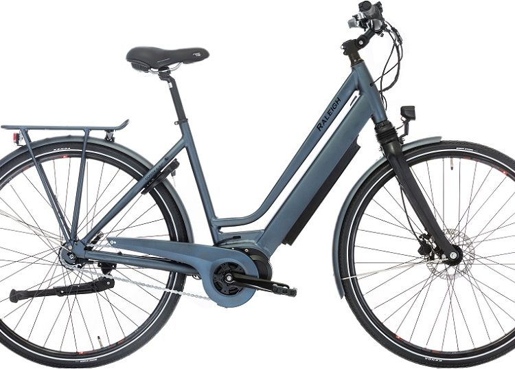 Raleigh Sussex E2 Dame 5 LED-disp. Nexus 7g