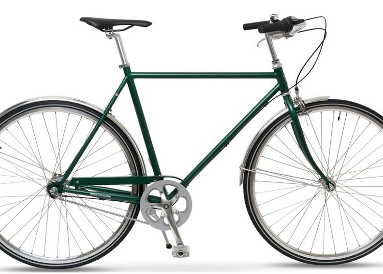 Grøn Style Skovcykel