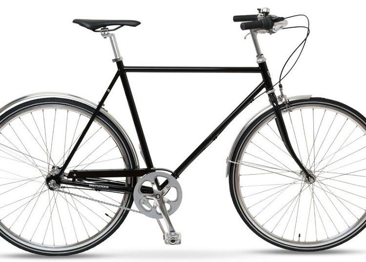 Sort Style Skovcykel