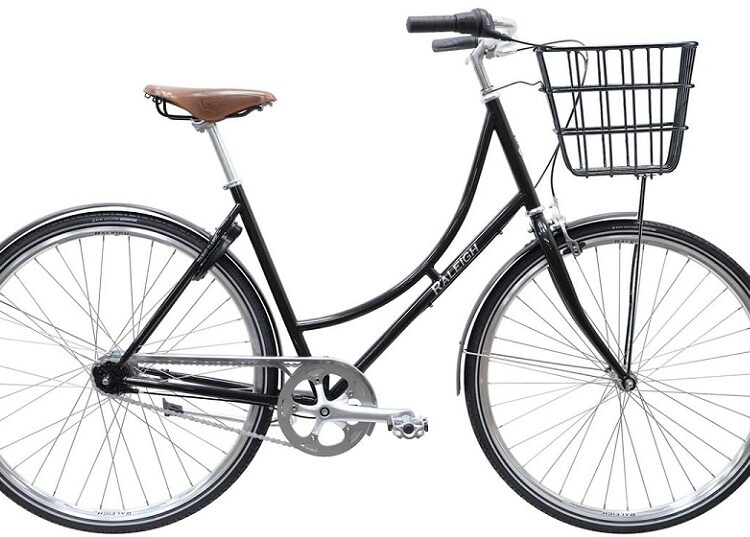 Raleigh Tourist Classic Dame blank sort